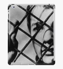 Juvenile delinquent iPad Case/Skin