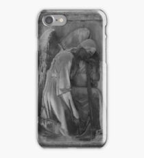 ancient angel iPhone Case/Skin