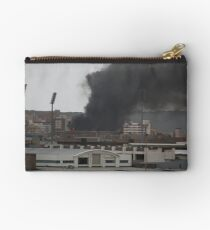 Burning rubber Studio Pouch