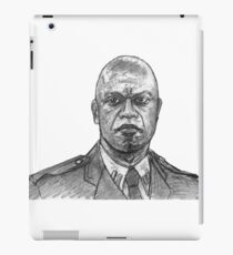 Captain Holt iPad Case/Skin
