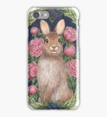 Mr. Bun Bun iPhone Case/Skin