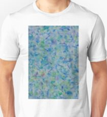 Brush Pattern (Watercolor) T-Shirt