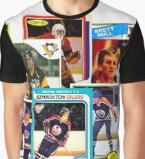 NHL Legends of the 80s Graphic T-Shirt