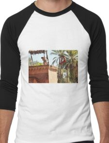 Indi 3a Men's Baseball ¾ T-Shirt