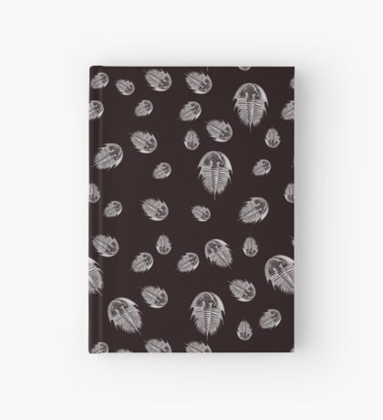 The Fossils Hardcover Journal