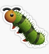 caterpillar emoji Sticker