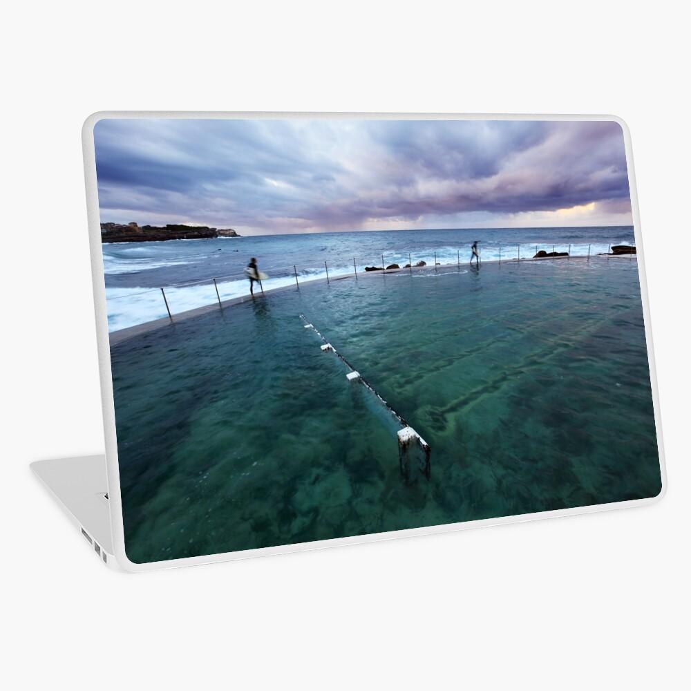 Bronte Beach Baths, Sydney, Australia Laptop Skin