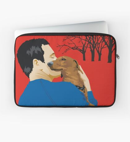 the dachshund whisperer Laptop Sleeve