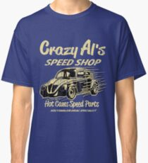 Crazy Al's Speed Shop Classic T-Shirt