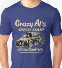 Crazy Al's Speed Shop T-Shirt