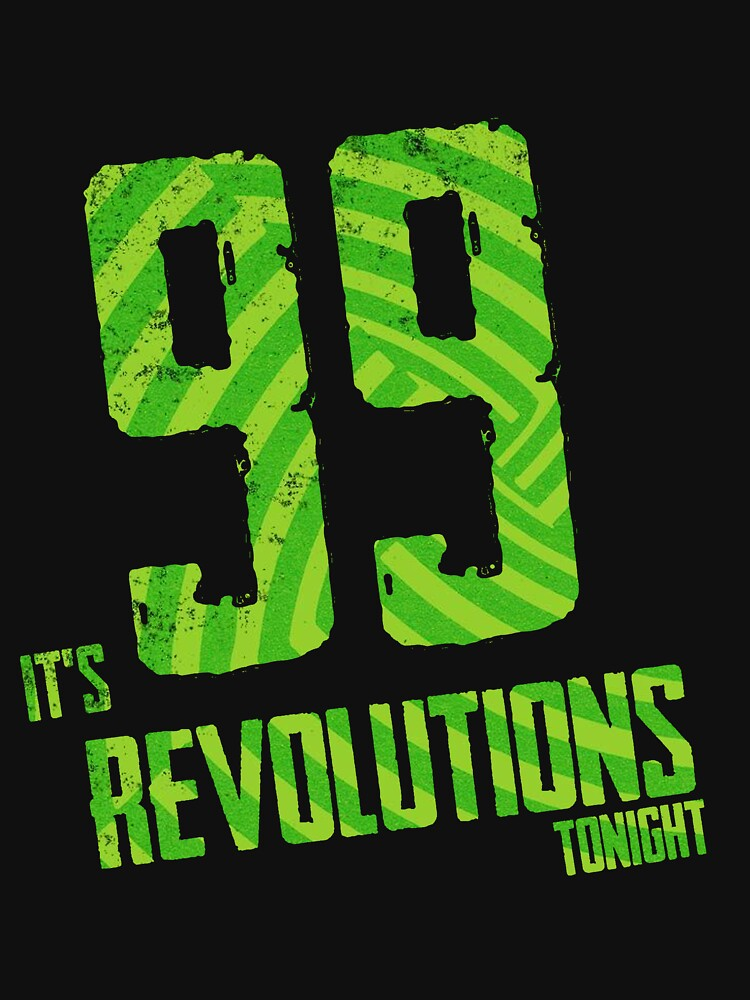 Green day 99 revolutions