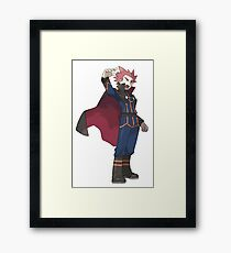 Pokemon Dragon Trainer Lance  Framed Print