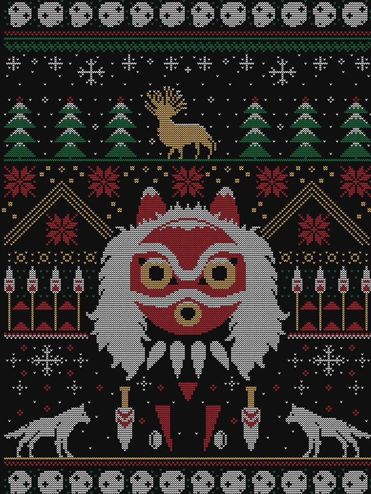 Ugly Princess Sweater by Soulkr