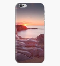 Sunrise over Bracelet Bay iPhone Case