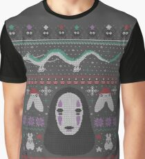 Ugly Spirit Sweater Graphic T-Shirt