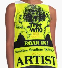 Roar In Contrast Tank