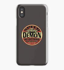 Mini speed Demon iPhone Case/Skin