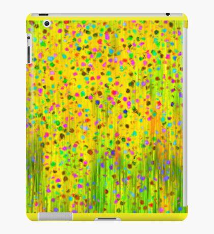 Impressionist meadow iPad Case/Skin