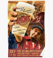 In the Heights Poster
