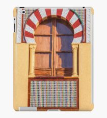 Arabic Window Of Spain iPad Case/Skin