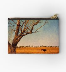 Cattle Country - Uralla, Northern Tablelands, NSW, Australia Studio Pouch