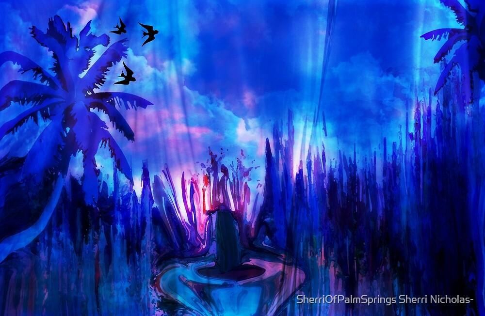 Dream a Little Dream of Me by SherriOfPalmSprings Sherri Nicholas-