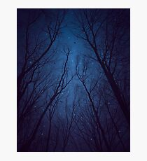 I Have Loved the Stars too Fondly Photographic Print