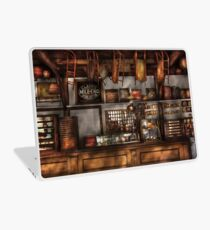 Old Fashioned Super Store Laptop Skin