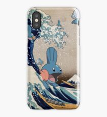 Mudkip Wave iPhone Case/Skin