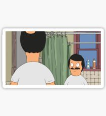 Mini Bob- Gene Bobs Burgers Sticker