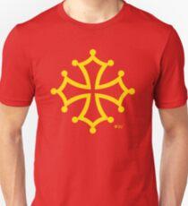 Occitan Cross Unisex T-Shirt