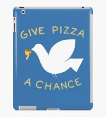 War & Pizza iPad Case/Skin