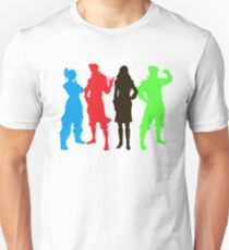 Team Avatar Art T-Shirt