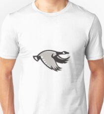 Canada Goose Flying Retro Unisex T-Shirt