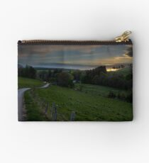 The road to the sunset Studio Pouch