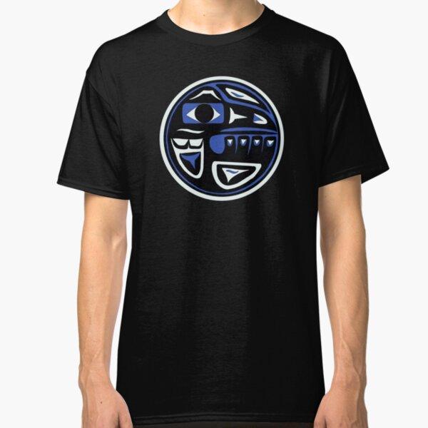 Northwest Indian Raven Moon Classic T-Shirt