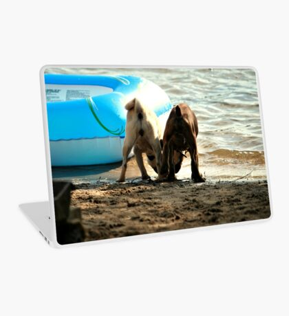 Beach Lovers Laptop Skin