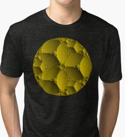 Apollonian Gasket 004 Tri-blend T-Shirt