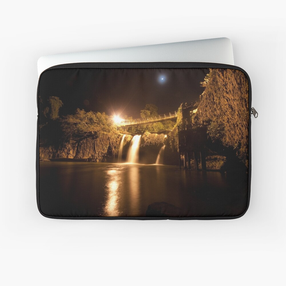The Falls Laptop Sleeve Front