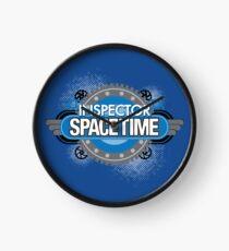 Inspector Spacetime Clock