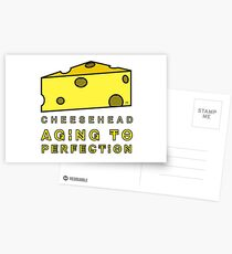CHEESEHEAD Postcards