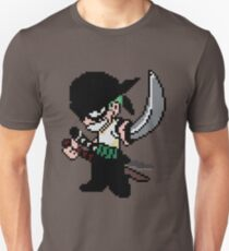 Pixelated Swordsman Unisex T-Shirt