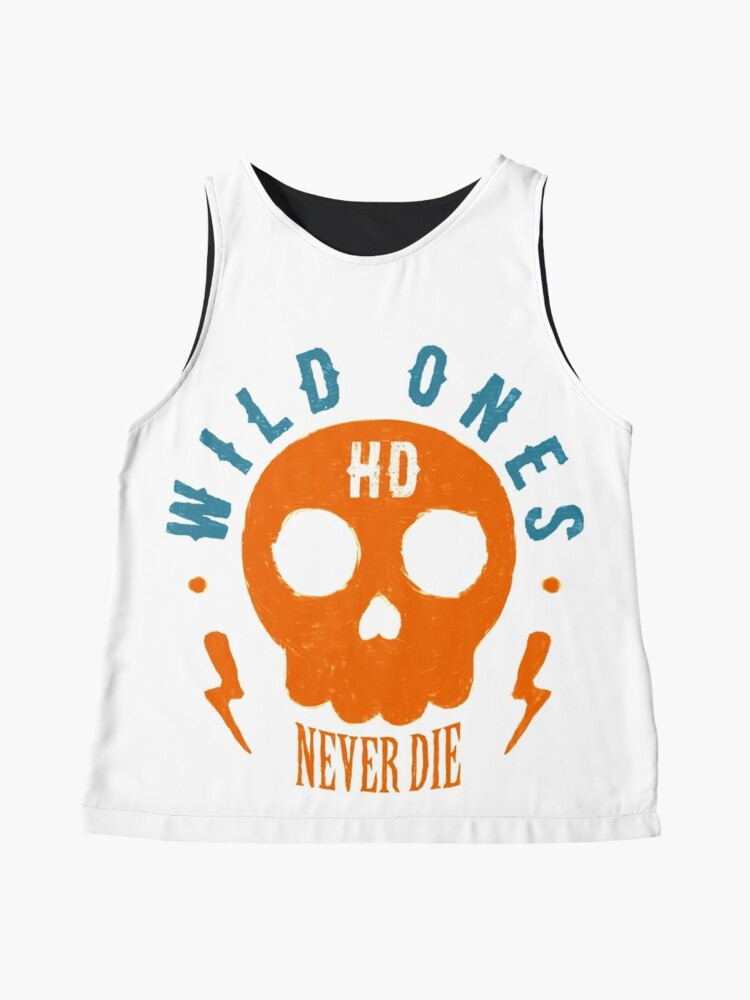 Alternative Ansicht von Wild Ones Never Die Ärmelloses Top
