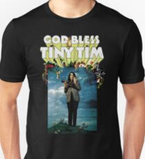 God Bless Tiny Tim Unisex T-Shirt