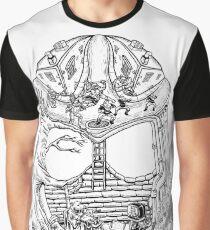 Shred Head Turtles Graphic T-Shirt