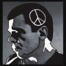 Ian Dury- Ban the Bomb by Grainwavez