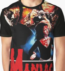 Maniac Graphic T-Shirt