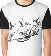 Oh Deer...(Shaded) Graphic T-Shirt