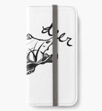 Oh Deer...(Shaded) iPhone Wallet/Case/Skin