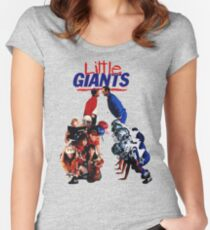 Little Giants Women's Fitted Scoop T-Shirt